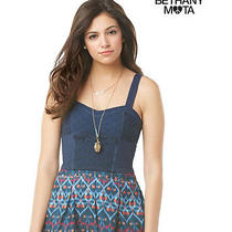 Aeropostale Juniors Lace Corset Cami 413 Xs Photo