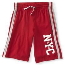 Aeropostale Kids Ps Boys' Ps Nyc Knit Shorts Photo