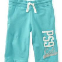 Aeropostale Kids Ps Boys' Ps9 Cali Fleece Shorts Photo