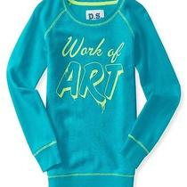 Aeropostale Kids Ps Girls' Art Popover Sweatshirt Photo