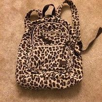 Aeropostale Leopard Print Backpack  Photo