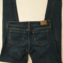 Aeropostale Lola Jegging Women's Jeans Size 00 Regular Blue 26x28 Low Rise  Photo