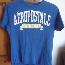 Aeropostale Man's Pullover T-Shirt Size Medium Photo
