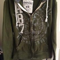 Aeropostale Men's Hoodie - Medium Photo
