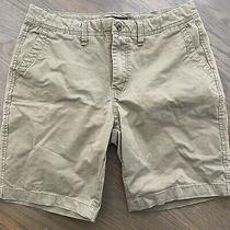 Aeropostale Men's Size 31 Khaki Shorts Photo