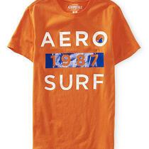 Aeropostale Mens 1987 Surf Graphic T-Shirt Photo