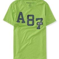 Aeropostale Mens A87 Graphic T Shirt Photo