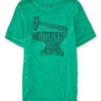 Aeropostale Mens Aero Anvil Graphic T Shirt Photo