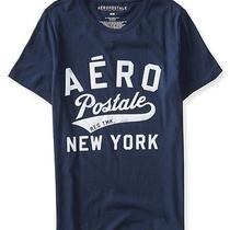 Aeropostale Mens Aero Felt Graphic T Shirt Photo