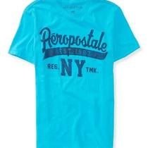 Aeropostale Mens Aropostale Ny Graphic T Shirt Photo