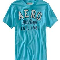 Aeropostale Mens Embroidered T-Shirt - Style 1941 Photo