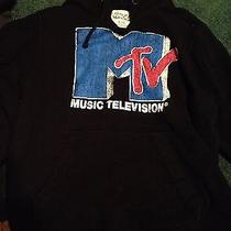 Aeropostale Mens Mtv ( Music Television) Hoodie--Size Large Photo