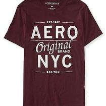 Aeropostale Mens Original Nyc Graphic T Shirt Photo