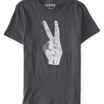 Aeropostale Mens Peace Graphic T Shirt Photo