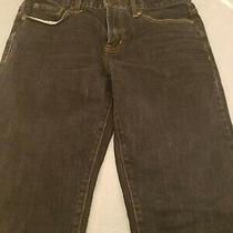Aeropostale Mens Slim Straight Leg Dark Blue Jeans Size 32x30 Preowned  Photo