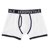 Aeropostale Mens Solid Boxer Shorts Briefs Underwear Photo