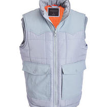 Aeropostale Mens Solid Puffer Vest Photo