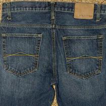 Aeropostale Mens Straight Blue Jeans Denim 32 X 30 ( 34 X 29 ) 7017 Photo