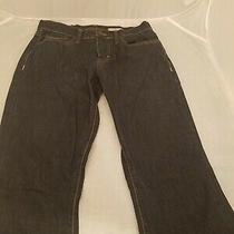 Aeropostale Mens Straight Leg Dark Blue Jeans Size 28 X 30 Preowned  Photo