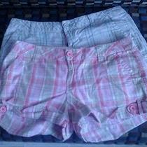 Aeropostale Mini Shorts 7/8 9/10 Photo