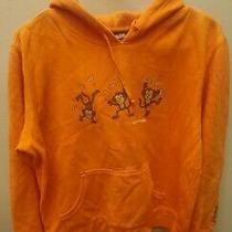 Aeropostale Monkey Hoodie Size Large Photo