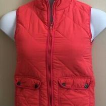Aeropostale Neon Vest Size Xs Misses Photo