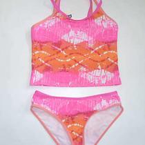 Aeropostale P.s. Ps Girls Bikini Swimsuit Size M Nwt 9627 Photo