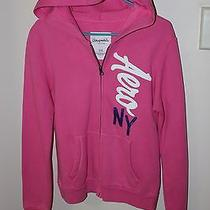 Aeropostale Pink Hoodie Size Large Photo