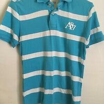 Aeropostale Polo Shirt Top T-Shirt Nwt A87 Logo Size Xs/tp Photo