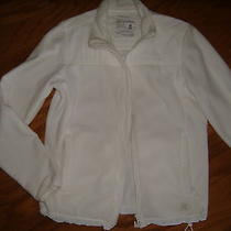 Aeropostale Polyester Off White Jacket M  Photo