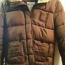 Aeropostale Puffer Coat Medium  Photo