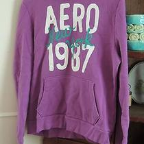 Aeropostale Purple Hoodie Xl Photo