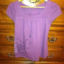 Aeropostale Purple Shirt Medium Photo