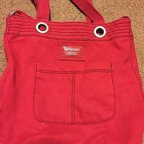 Aeropostale Red Book Bag  Photo