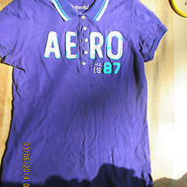 Aeropostale Shirts Purple L Photo