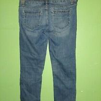 Aeropostale Size 1-2 Blue Denim Stretch Jeans Photo