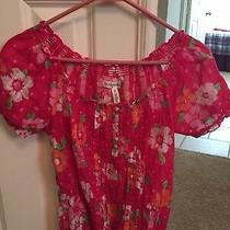 Aeropostale Size S Top - Cute Photo