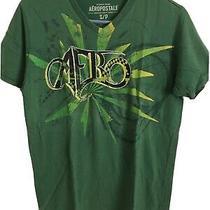 Aeropostale T-Shirt Logo Self Print Size S/p Photo