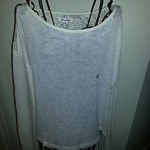 Aeropostale Top With Lace Insets Photo