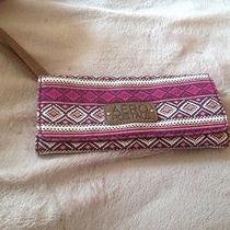 Aeropostale Wallet Aztec Wrist Strap Photo