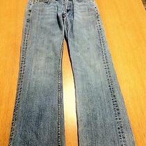 Aeropostale Winfield Vintage Boot Women's Blue Jeans Measures Size 28 X 28  D29 Photo