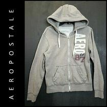 Aeropostale Women Casual Outdoor Hooded Jacket Size Small Photo