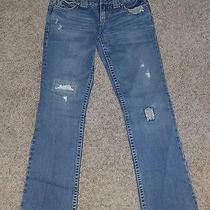 Aeropostale Women Jeans Size 1 / 2 Short Photo