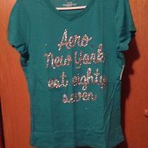 Aeropostale Women Shirt Size Large Photo