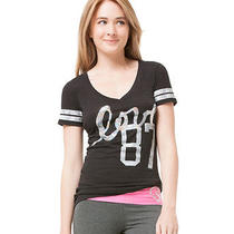 Aeropostale Womens 87 Graphic T-Shirt Photo