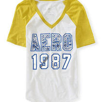 Aeropostale Womens Aero 87 Graphic T-Shirt Photo