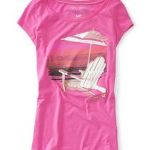 Aeropostale Womens Aero Adirondak Graphic T Shirt Photo