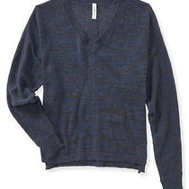 Aeropostale Womens Dolman v-Neck Pullover Sweater Photo