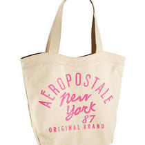 Aeropostale Womens New York Tote Handbag Purse Photo