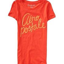 Aeropostale Womens Signature Shine Graphic T Shirt Photo
